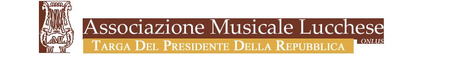 Associazione Musicale Lucchese Logo