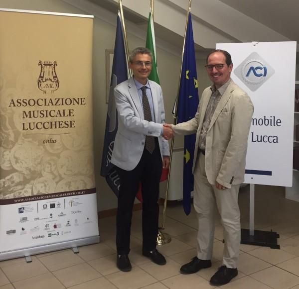 M. Cattani e L. Sangiorgio